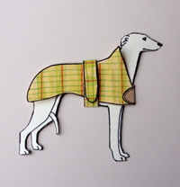 Knitting Pattern For Whippet Coat : Whippet Dog Coats - Free Dog Coat Pattern